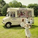 Vintage Ice Cream Van