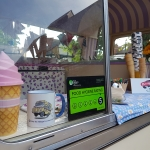 Daisy - 5 star ice cream van
