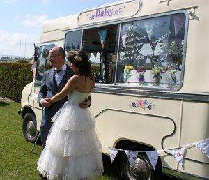 Daisy's First Wedding