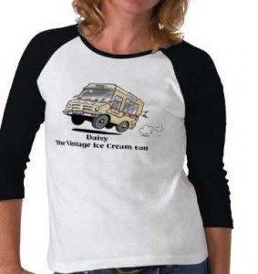 Daisy Vintage Baseball Shirt