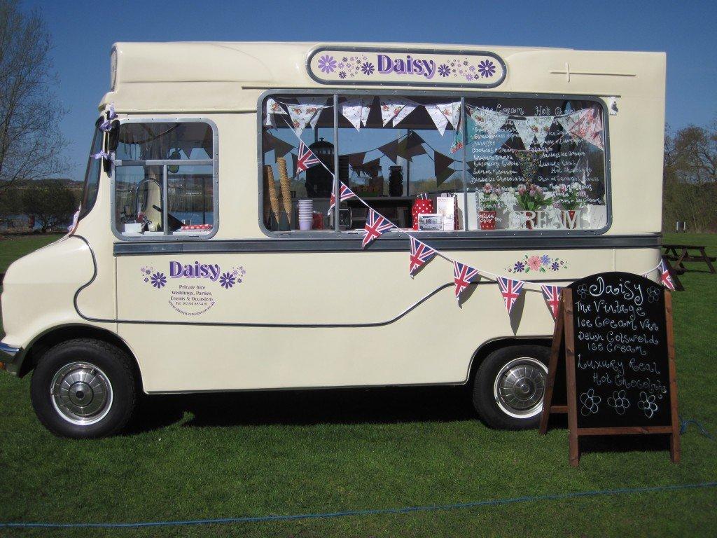 Daisy Marlow Food Festival