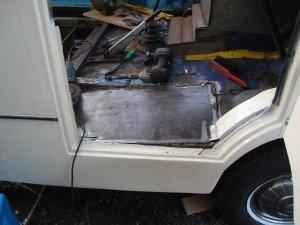 ice cream van restoration