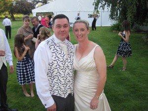Hurst, Berkshire ice cream wedding